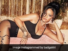 For Valentine's Day, Take Inspiration From Rihanna's Fabulous Lingerie Looks
