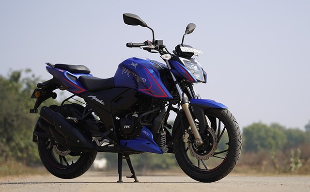 2021 TVS Apache RTR 200 4V Review