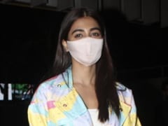 Pooja Hegde Brings Life To Her Sporty Winter Style With Bright Hues