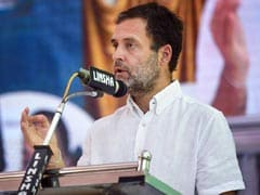 "BJP Aims To ""Destroy"" Farmers' Market With New Laws, Says Rahul Gandhi"