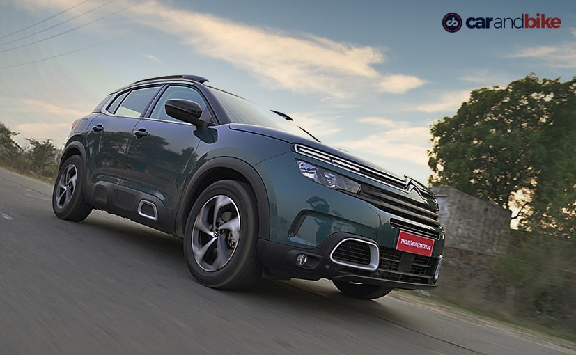 The C5 Aircross will be Citroen's flagship for India