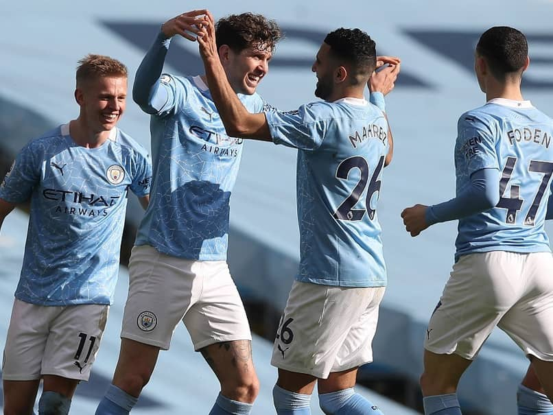 Premier League: Manchester City Go 13 Points Clear At Top With 2-1 Win Over West Ham