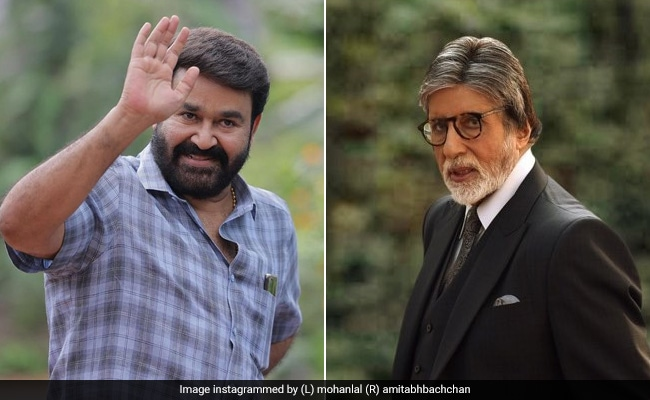 Shout-out of Amitabh Bachchan's Mohanlal's daughter Drishyam 'Praise for the highest order'
