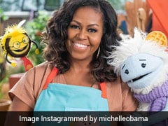 Michelle Obama Teams Up With 2 Puppets For An Exciting New Children's Food Series