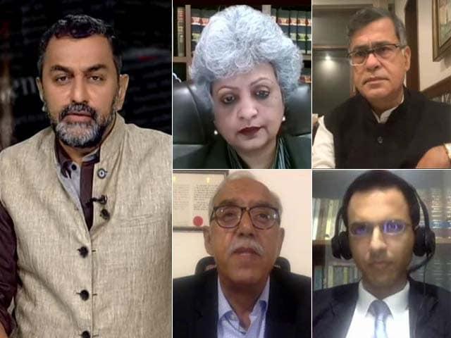 Video : Questions Arise Over Disha Ravi's Arrest