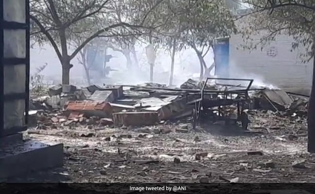 11 Useless, 36 Injured In Explosion At Fireplace Cracker Manufacturing unit In Tamil Nadu