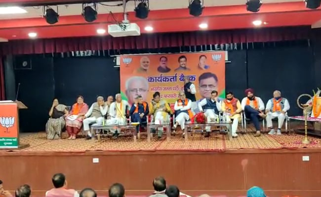 Row Over 'How To Mislead Farmers' Query By BJP Workers In Haryana