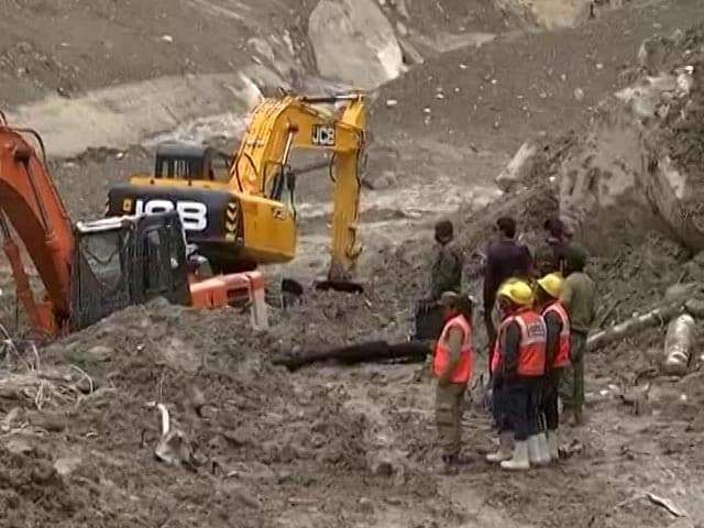 Video : Race To Save People Trapped In Uttarakhand Tunnel, Other Top Stories