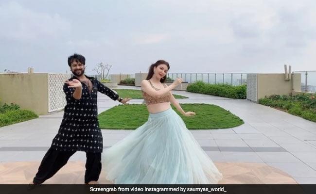 Saumya Tandon ने 'सजन बिन' सॉन्ग पर किया बेहतरीन डांस, लाजवाब एक्सप्रेशन ने जीता फैन्स का दिल- देखें Video