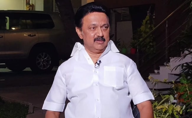 MK Stalin Party Finalises Seat-Sharing With Smaller Ally, Allots 6 Seats