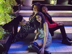 """""""We Got Each Other's Back"""": Sushmita Sen's Note To Mom Subhra And Sister-In-Law Charu Asopa"""