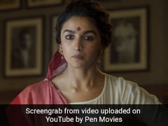 Alia Bhatt As <i>Gangubai Kathiawadi</i> Portrays Strength And Power Through Her Beauty Looks
