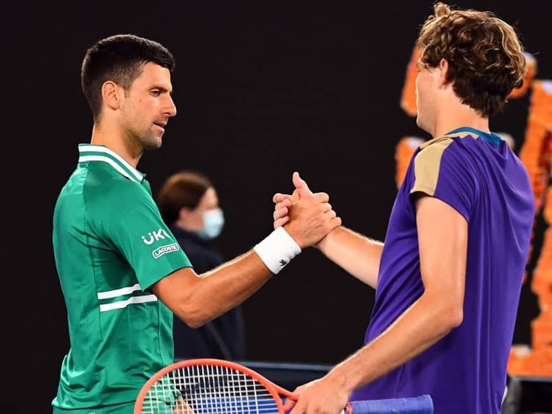 """Australian Open: """"Absolutely Ridiculous,"""" Says Taylor Fritz As Fans Removed Midway Through Novak Djokovic Clash"""