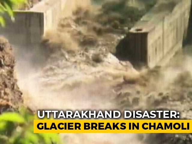 Video : Uttarakhand Disaster: Massive Search And Rescue Operation
