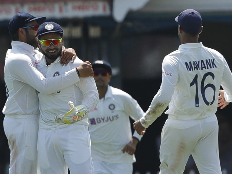 India vs England: Rishabh Pant Takes Two Acrobatic Stunners On Day 2. Watch