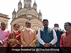 """<i>Didi Gayi, BJP Aayi</i>"": Shivraj Chouhan Slams Trinamool in Bengal"