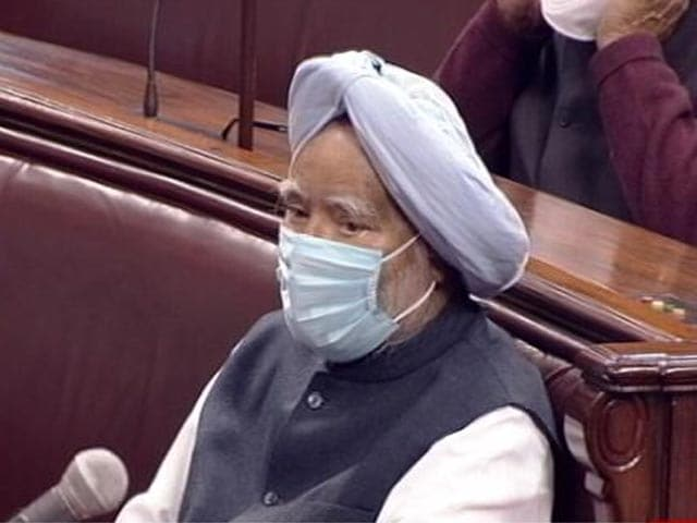 Video : PM Quotes Manmohan Singh In 'Congress U-Turn' Charge Over Farm Laws