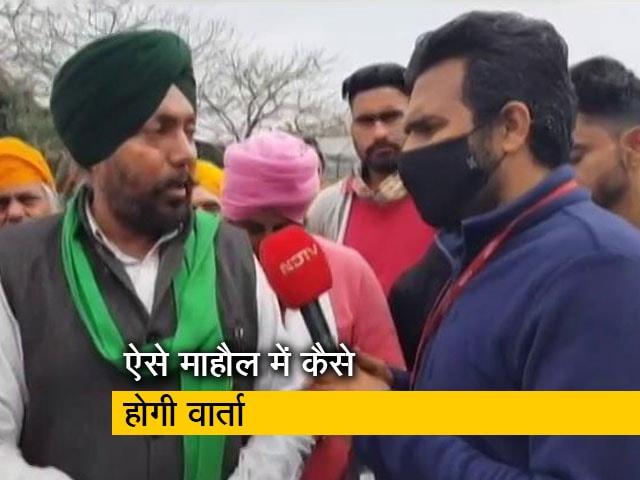 Videos : मनजीत सिंह बोले, बातचीत का अच्छा माहौल तैयार करे सरकार फिर सोचेंगे