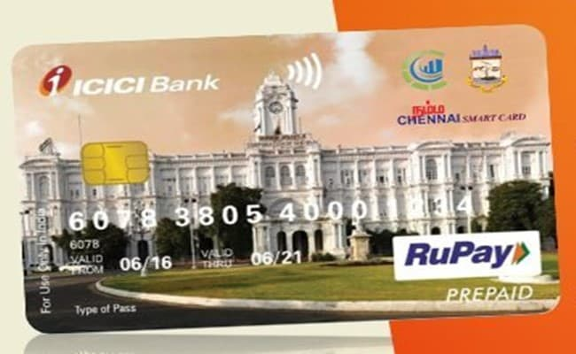 Here's How You Can Pay Tax, Online Bills With Namma Chennai Smart Card Launched Today