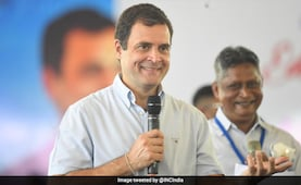 'First They Ignore...': Rahul Gandhi Taunts Centre Over Foreign Vaccines