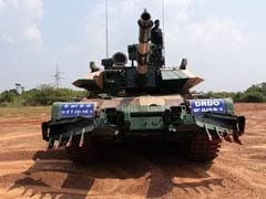 Watch: Arjun Mk-1A, One Of World's Most Advanced Tanks, In Action