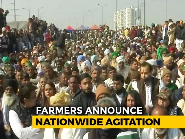 Video : Farmer Leaders Say Will Block Roads Across The Country On Saturday