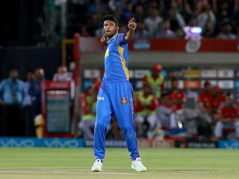 IPL 2021 Auction: Krishnappa Gowtham Sold To Chennai Super Kings For Rs. 9.25 Crore