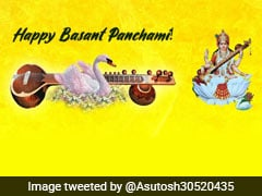 Happy Saraswati Puja 2021: Basant Panchami Wishes And Messages To Share