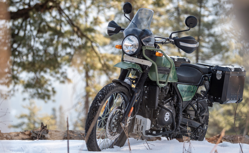 2021 Royal Enfield Himalayan Launched In India; Prices Start At Rs. 2.01 Lakh