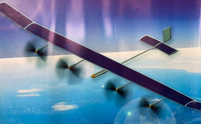 Exclusive: New Indian Drone Can Soar For 90 Days, Coordinate Attacks