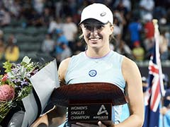 Adelaide International: Iga Swiatek Eases Past Belinda Bencic To Win Title