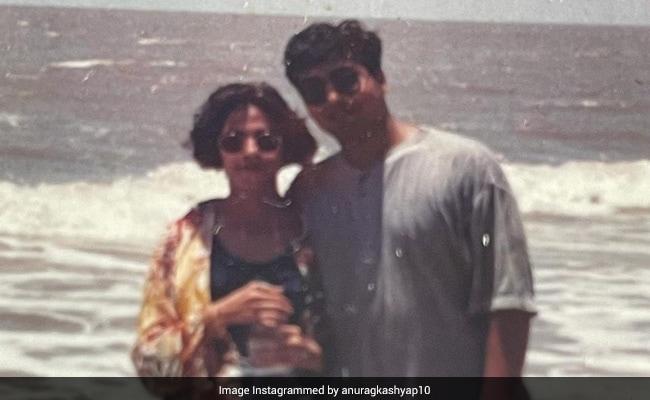 Anurag Kashyap's Birthday Wish For Ex-Wife Aarti Bajaj Is A Throwback Treat