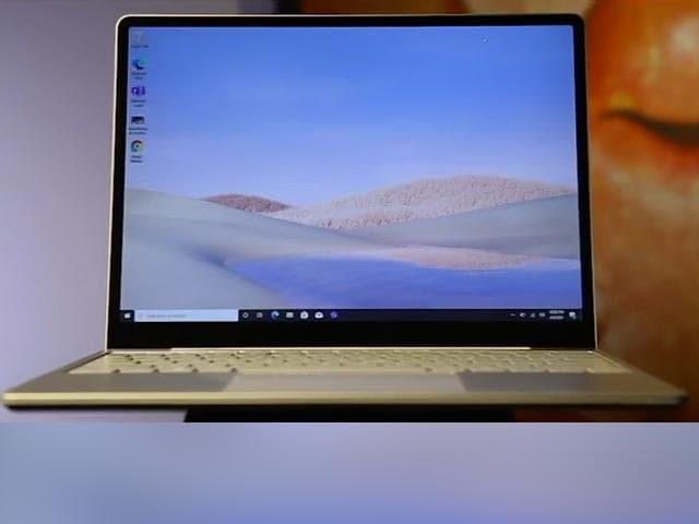 Video : Microsoft Surface Laptop Go: Cutting Corners Like A Pro
