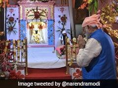 PM, Vice President Pay Tributes To Saint-Poet Ravidas On His Birth Anniversary