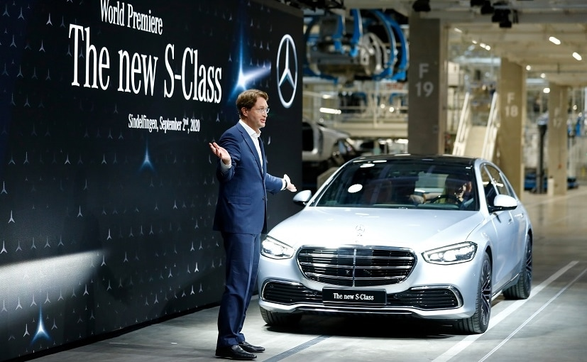 Daimler Chief Executive, Ola Kallenius, expects chip supply to improve in the second quarter.