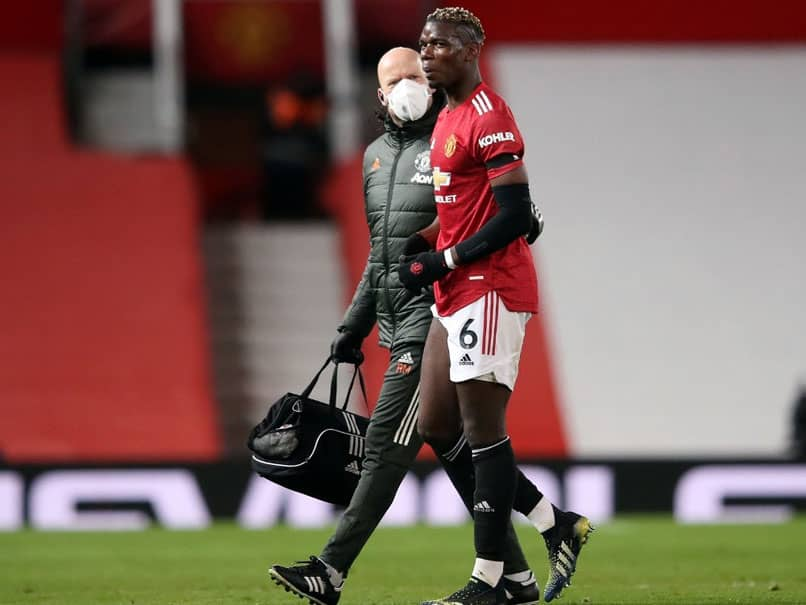 """Manchester Uniteds Paul Pogba To Be Sidelined For A """"Few Weeks"""", Says Ole Gunnar Solskjaer"""