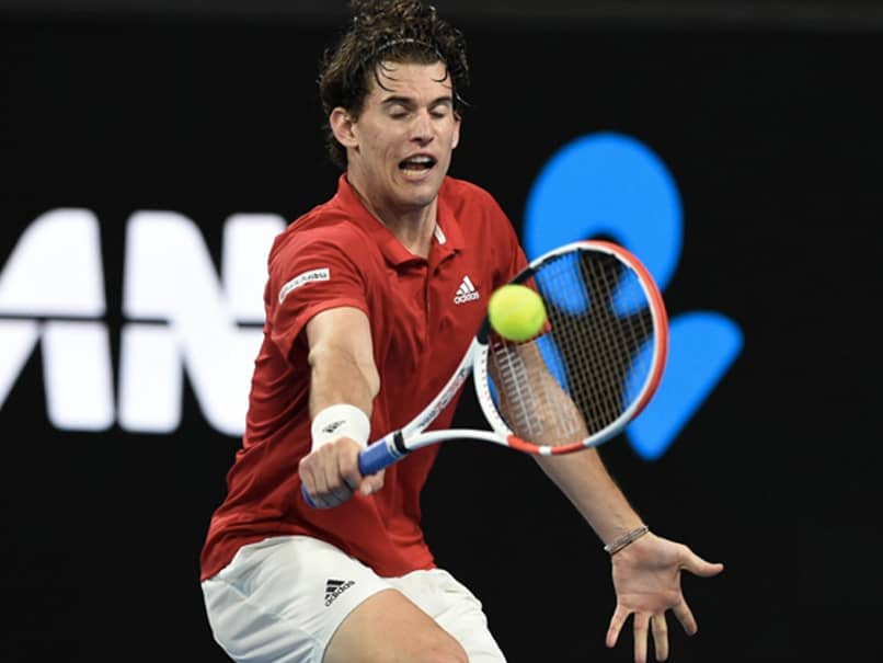 US Open Champion Dominic Thiem Determined To Repeat 2020 Success