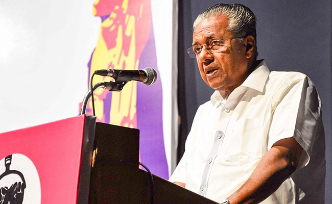 'Agencies Dance To Their Tunes': Pinarayi Vijayan's Swipe At Centre