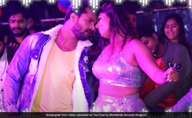 Khesari Lal Yadav और Kajal Raghwani ने भोजपुरी सॉन्ग 'मछरिया' से मचाया धमाल, रिलीज होते ही Video वायरल