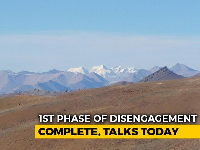 Video : After India And China's Pangong Disengagement, 10th Round Of Talks Today
