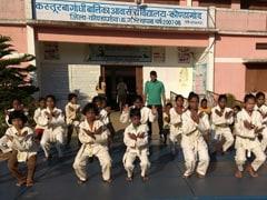 छत्तीसगढ़: ITBP की अनोखी पहल, बच्चों को जूडो प्रशिक्षण दे रहे हैं जवान, अब तक जीत चुके हैं 112 मेडल