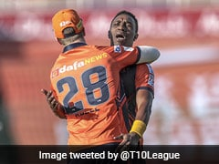 Abu Dhabi T10: Dwayne Bravo Leads From Front As Delhi Bulls Reach Final