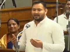 Tejashwi Yadav Slams Bihar Government Over Increasing Crime Rate