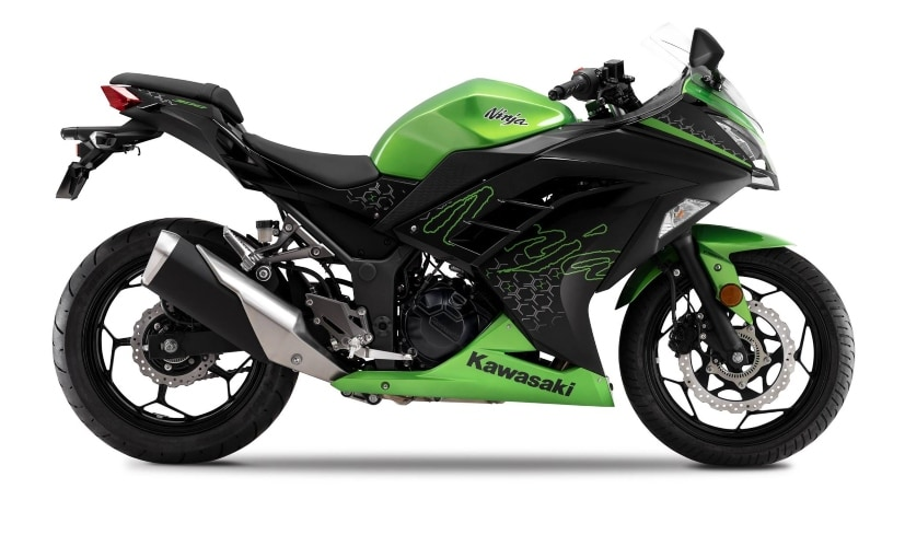 The Kawasaki Ninja 300 BS6 is expected to go on sale in a few days from now