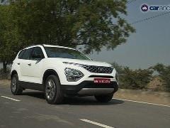 2021 Tata Safari Review