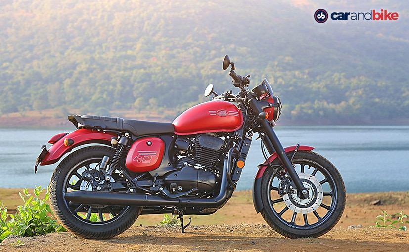 2021 Jawa Forty-Two Launched; Priced At Rs. 1.84 Lakh - carandbike