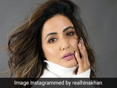 Get Beauty Inspiration For Valentine's Day From Hina Khan's Makeup Look