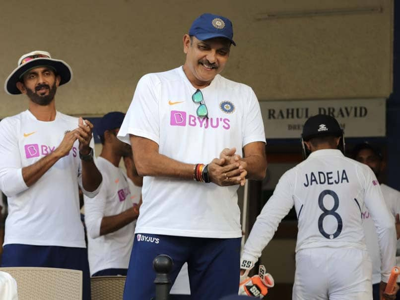 "India vs England: Ravi Shastri Takes A Joke On Himself ""To Bring Some Smiles In These Tough Times"""