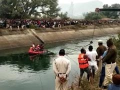 54 Bodies Recovered In Madhya Pradesh Bus Tragedy, Search Operation Ends