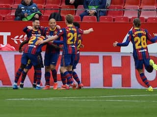 La Liga: Lionel Messi Helps Barcelona Brush Aside Sevilla To Reignite Title Hopes